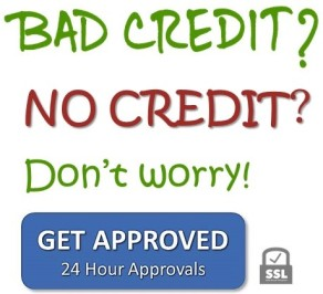 Apply for no down payment auto loans with bad credit